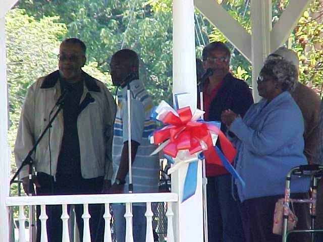 Clark United Methodist Mass Chorus